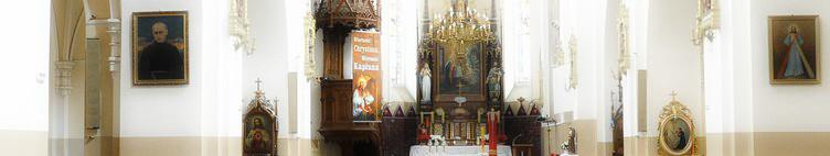 Sanktuarium w Miedznie